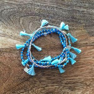 Kendra Scott Turquoise Bracelet Set